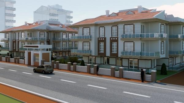 Недвижимость BASARAN  RESIDENCE (A Block ) в Анталии Турции