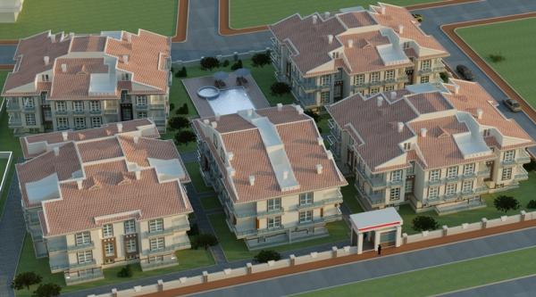 Недвижимость BASARAN RESIDENCE (B block) в Анталии Турции