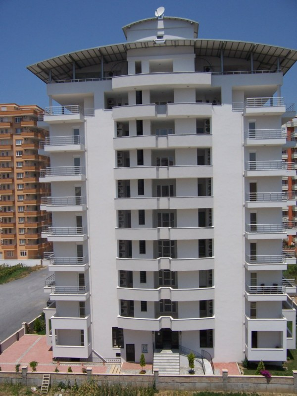 Купить квартиру в отеле в турции