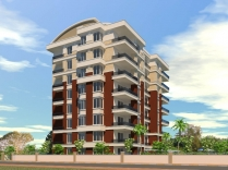Недвижимость IKBAL RESIDENSE в Анталии Турции
