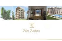 Недвижимость PALM RESIDENCE (B BLOCK) в Анталии Турции