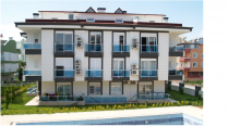 Недвижимость BASARAN RESIDENCE (E Block) в Анталии Турции