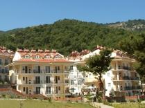 Недвижимость Green Villa в Фетхие Турции